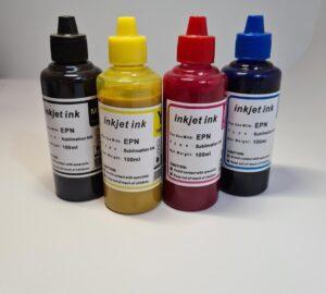tintas de sublimacion