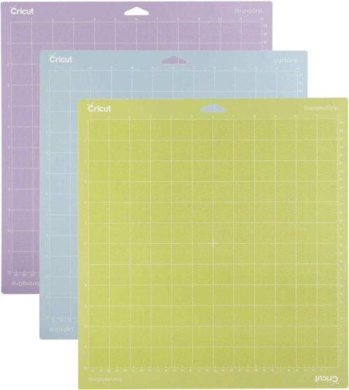 kit de 3 tapetes Cricut