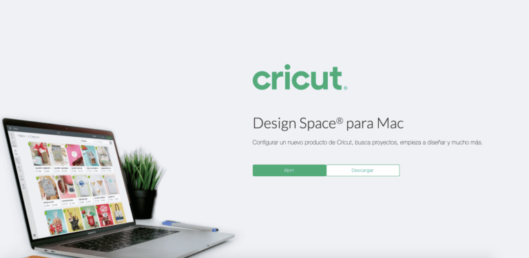 Descargar Cricut desing space