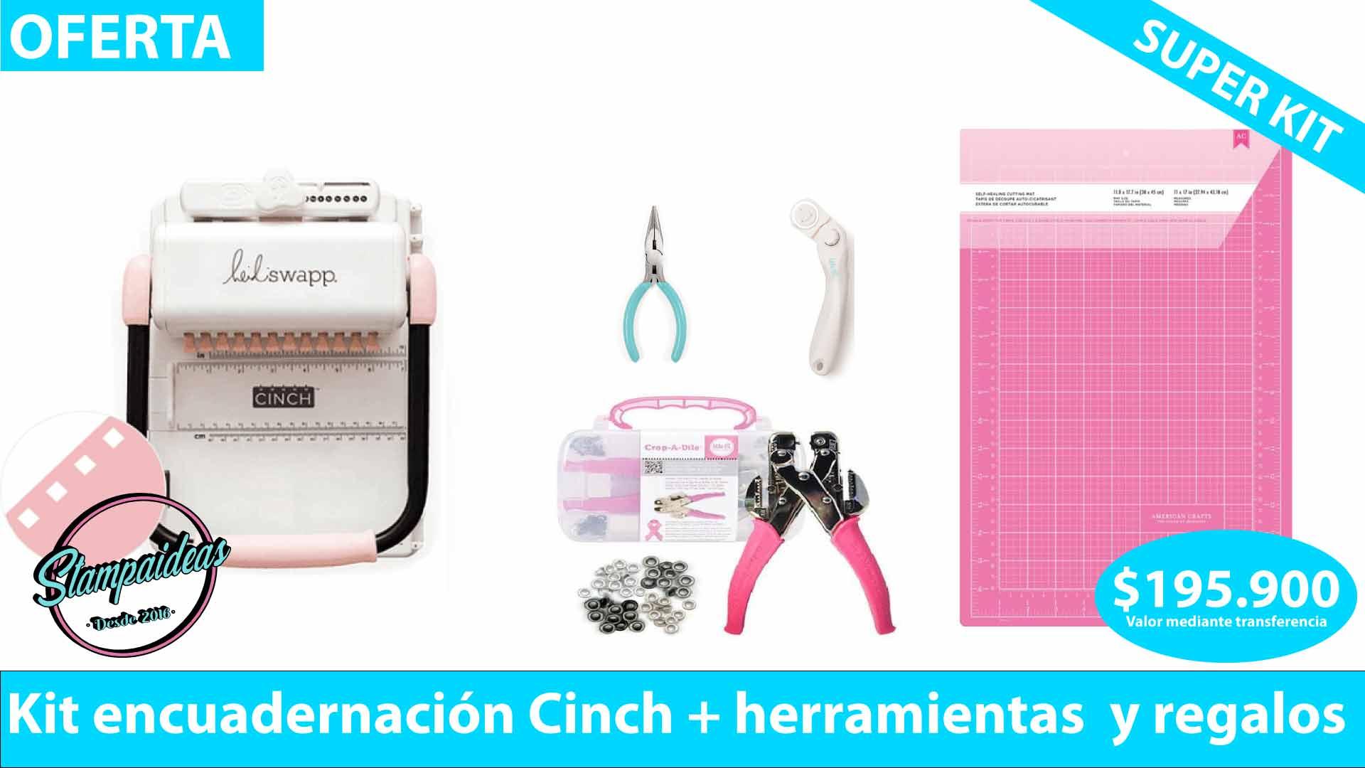 Kit-encuadernacion-cinch-cuadrada