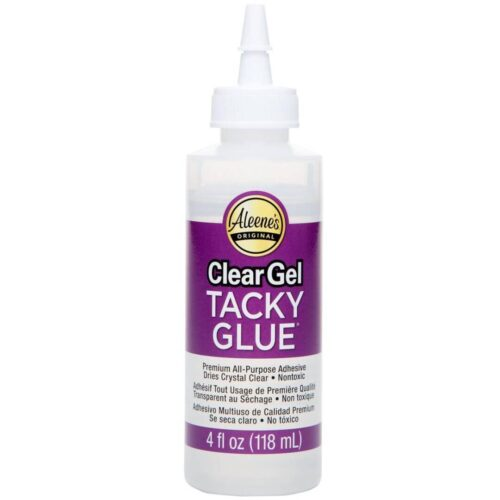 tacky glue trasparente 118 ml