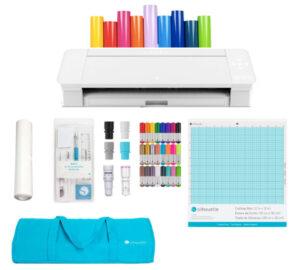 Silhouette Cameo 4 kit deluxe bolso herramientas blancas