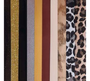 Vinilo textil Kit animal print