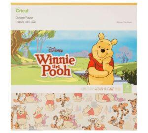 Winnie The Pooh album de scrapbook - Cricut