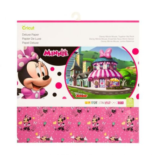 Álbum Minnie Mouse Cricut