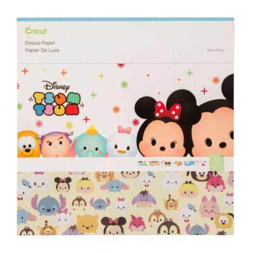 Álbum Scrapbook Disney Cricut