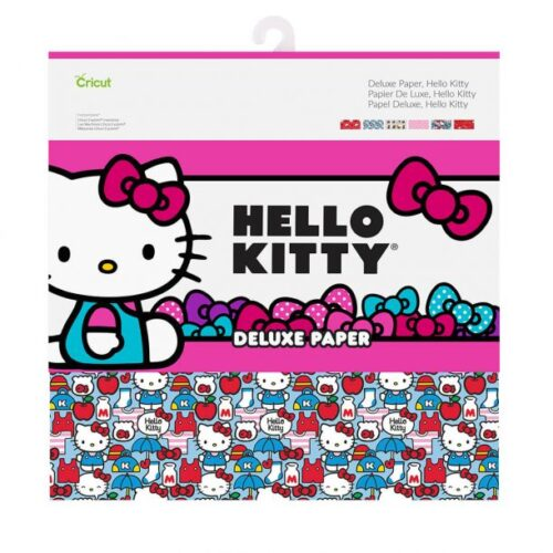 Álbum Scrapbook Hello kitty 2 Cricut