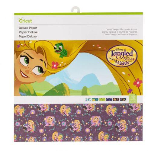 Álbum Scrapbook Rapunzel