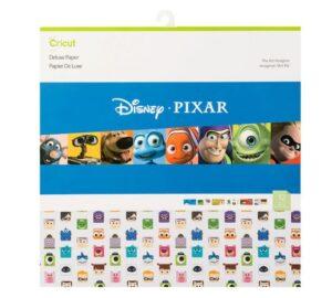 Álbum Scrapbook pixar cricut