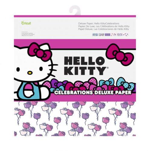 Album Scrapbook Hello Kitty Celebrations Cricut