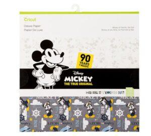 Album scrapbook micky mouse cricut
