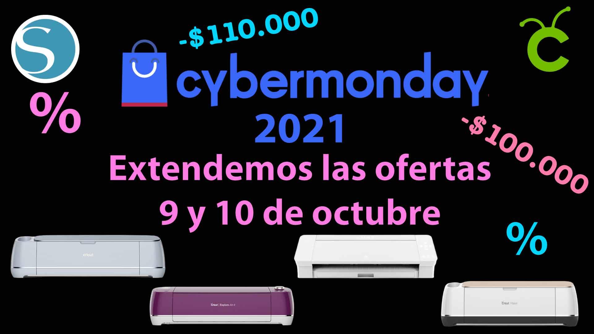 Cybermonday tienda stampaideas ultimos dias